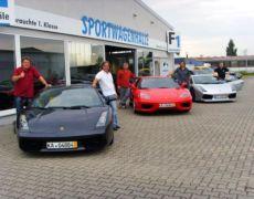 F1 Sportwagen Event 2010 Kitzbühel