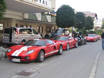 F1 Sportwagen – Event 2008