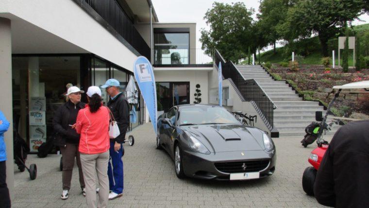 F1 Sportwagen Charity Afterwork Golfturnier